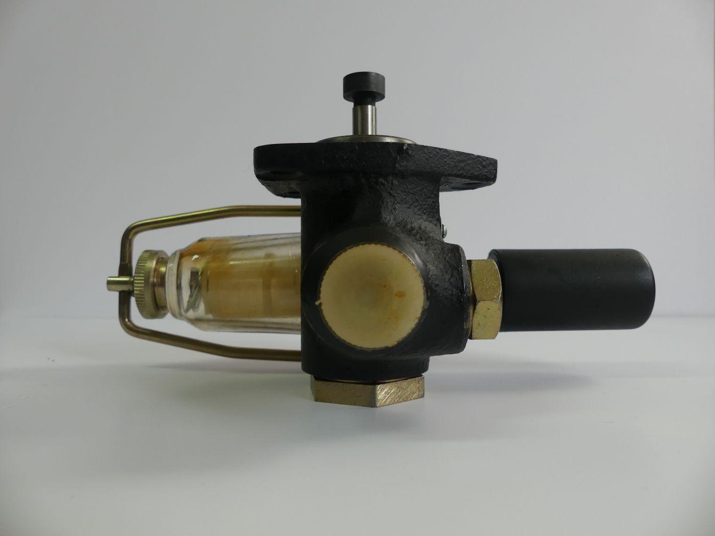 Bomba pré-filtro p/ bomba injetora