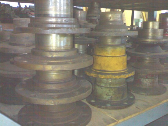 Flanges (various)