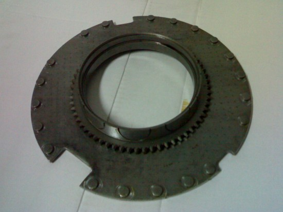 ZF High & Low plate
