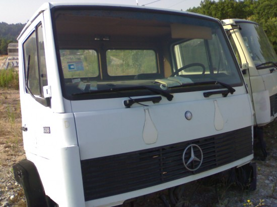 Mercedes Cabine (various)