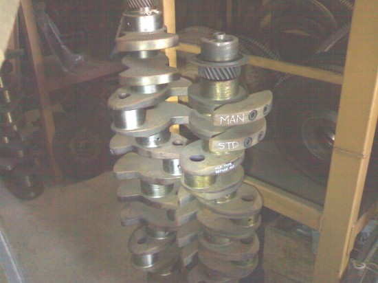 Crankshaft (various)