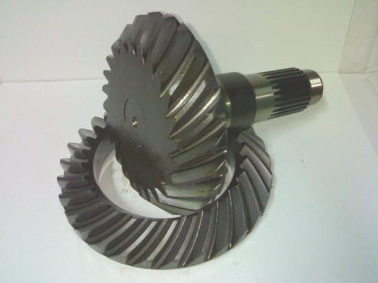 Merc HD7 c/wheel set (front)