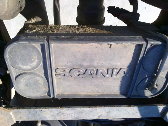 Scania GRS 900 - radiador de retarder