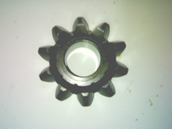 Side pinion (3rd diff)
