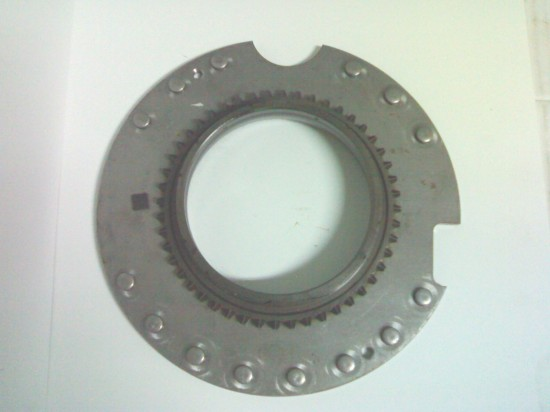 Spliter plate